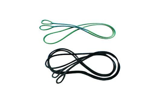 压胶高强绳