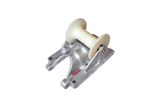 铝架电缆滑车