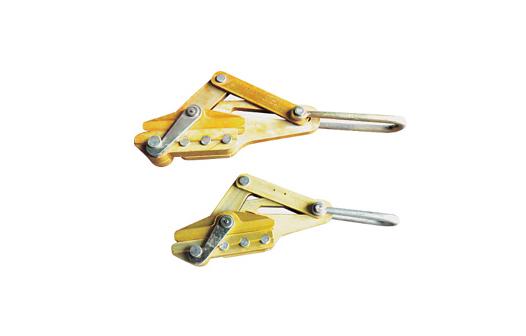 齿状铝合金绝缘卡线器