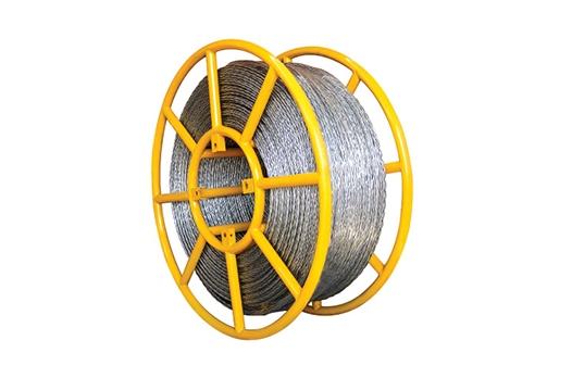 输电线路张力架线用防扭钢丝绳