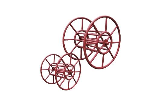 钢丝绳线盘