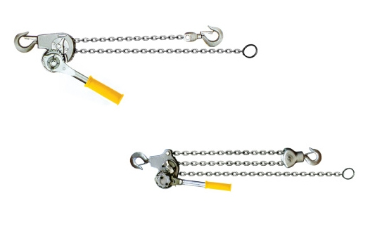 镁铝合金链条手板葫芦