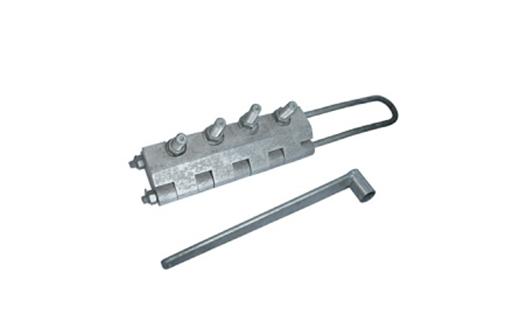 螺旋式钢丝卡线器