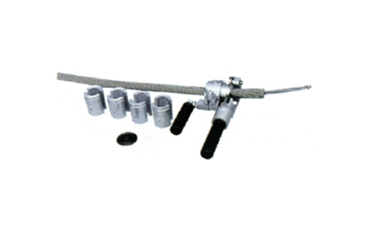 导线外层铝股剥切器