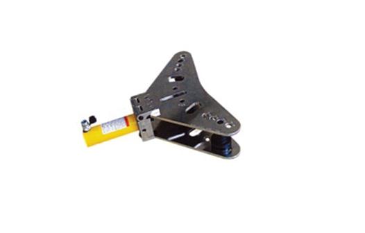液压单油路母线平立弯一体机