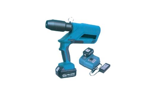 充电式液压开孔工具